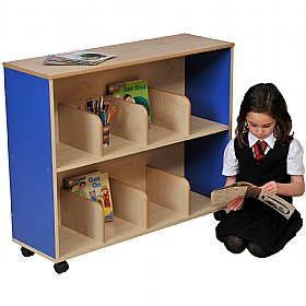 Small Children's Bookcase - Blue £0 -