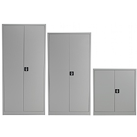 NEXT DAY Commerce II Steel Office Cupboards