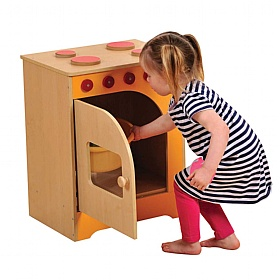 Value Play Kitchen - Cooker £0 -