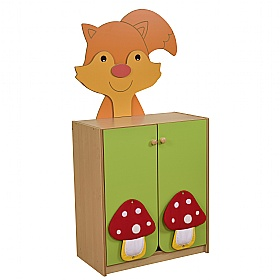 Nature Library Fox Cupboard £0 -