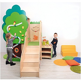 Tree House Play Loft