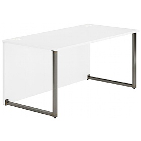 NEXT DAY Concept Hoop Leg Rectangular Office Desks £127 -
