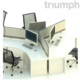 Triumph Phonic Acoustic 120° Metrix System Screens £238 -