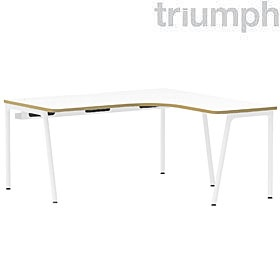 Triumph Lm Edge Ergonomic Bench Desks £478 -