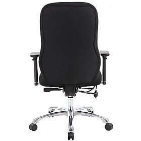 AirTask 24 Hour High Back Posture Chair with Pocket Sprung Seat