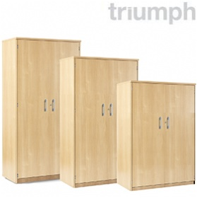 Triumph Everyday Double Door Stationery Cupboards £142 -
