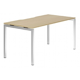 NEXT DAY Force Classic Single Bench Desk £217 -