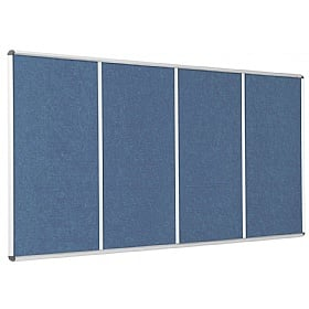 Shield Resist-a-Flame Multibank Eco-Colour Noticeboards