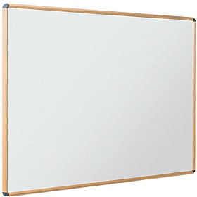 Shield Design Wood Effect Whiteboards £46 -