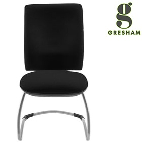Gresham Platinum Plus Squared Cantilever Chair £216 -