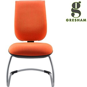 Gresham Move Up Cantilever Visitor Chairs £242 -