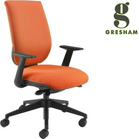 Gresham Move Up Synchro Task Chairs £263 -