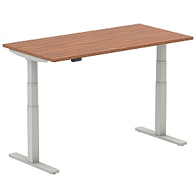 NEXT DAY InterAct Sit-Stand Rectangular Desks £637 -