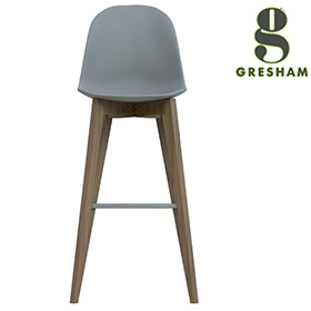 Gresham LC11 Wooden 4 Leg Tall Stool