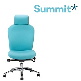 Summit Posturemax Executive Office Chair With Headrest £634 -
