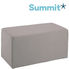 Summit Skittle Rectangular Stool £264 -