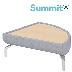 Summit Lilo Corner Coffee Table £454 -