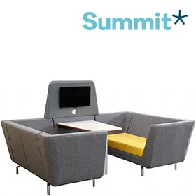Summit Lilo Four Seater Media Booth £3252 -