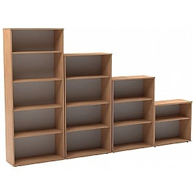 Solar Essential Office Bookcases £84 -