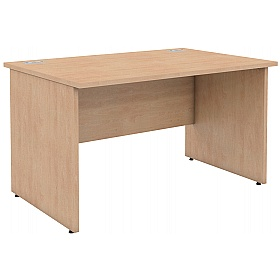 NEXT DAY Solar Rectangular Panel End Desks £108 -