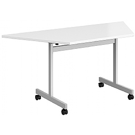 NEXT DAY Unite II Trapezoidal Flip Top Table