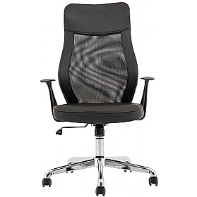 Crawford Mesh Back Office Chair £90 -