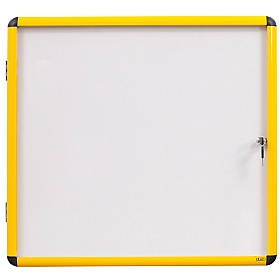 Bi-Office Industrial Ultrabrite Tamperproof Magnetic Whiteboard £105 -