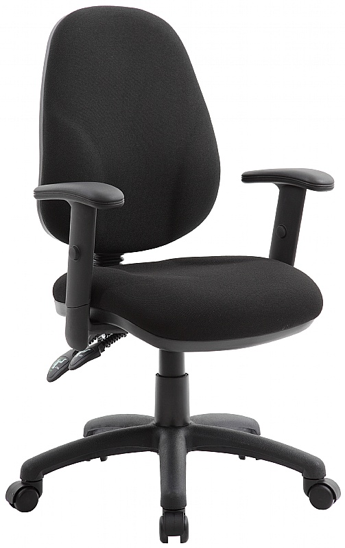 Superb Comfort Ergo 2 Lever Operator Chairs Operator Chairs Less Gmtry Best Dining Table And Chair Ideas Images Gmtryco