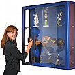 Shield� Wall Display Cabinet