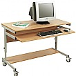 Height Adjustable Computer Desks