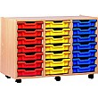 21 Tray Shallow Storage