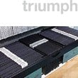 Triumph Roll Out Vertical Filing Cradle