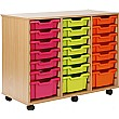 24 Tray Shallow Storage Brights