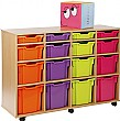 16 Tray Variety Storage Brights