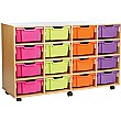 16 Tray Deep Storage Brights