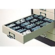 Silverline Multi Drawer Plastic Compartments