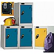 Quarto Coin Return Lockers With ActiveCoat