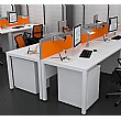 Accolade Deluxe Rectangular Desk Screens