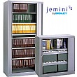 NEXT DAY Jemini By Bisley Tambour Cupboards