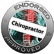 Breast Cancer Posture Chair Chiropractor Approved