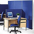 Commercial Freestanding Acoustic Partition Screens