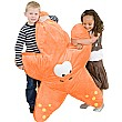 Under The Sea Starfish Floor Cushion