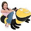 Back To Nature Buzzy Bumble Floor Cushion