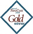 HAG Chairs Neocon Gold Award