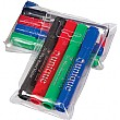 Assorted Teacher Dry Wipe Marker Pen Packs