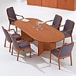 Corniche 8 Person Boardroom Tables