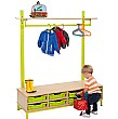 Bubblegum Cloakroom Bench Bundle 2