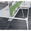 DNA Quad Rectangular Bench Desk Cable Tray