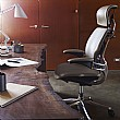 Freedom Leather Task Chair