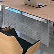 Callisto Perforated Metal Modesty Panel